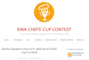 chef's cup contest 2016